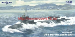 MMir350-037   SSN-683 Parche (early version) (thumb47461)