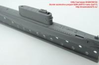 OKBN700132   Soviet submarine project 629A (NATO name Golf II) (attach4 48400)