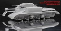OKBV72078   British Nuffield Assault Tank A.T.9 (attach4 48320)