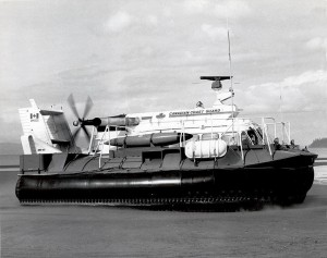 SRN-5 number CG-021 CH-CCG built by BHC