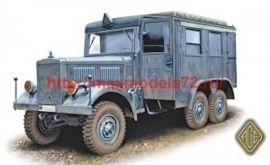 ACE72579   Funkkraftwagen Kfz.62 (Radio truck) (thumb49795)