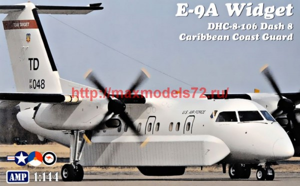 AMP144003   E-9A Widget/ DHC-8-106 Dash 8 Caribbean Coast Guard (thumb47435)