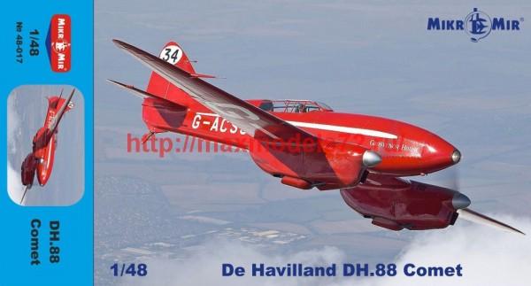 MMir48-017   DH-88 Comet (thumb47490)