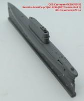 OKBN700132   Soviet submarine project 629A (NATO name Golf II) (attach3 48400)