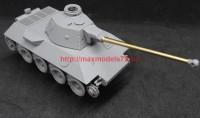 OKBV72086   German Medium Tank VK.3002 (DB) with suspension type II (attach5 49441)