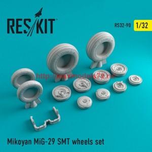 RS32-0090   Mikoyan MiG-29 SMT wheels set (thumb47571)