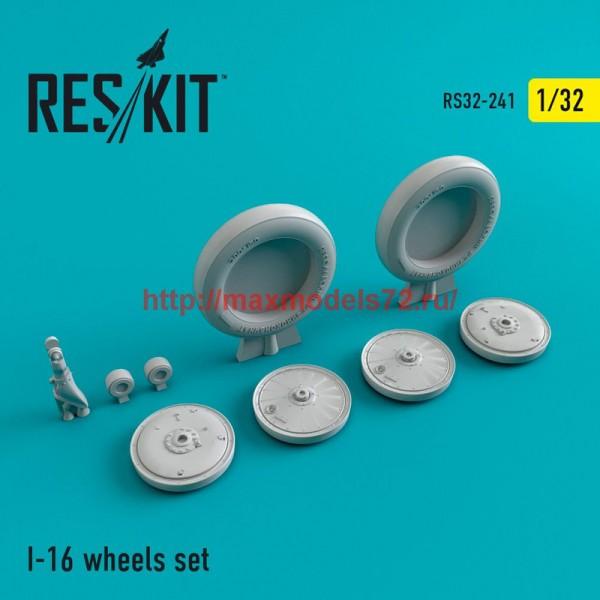 RS32-0241   I-16 wheels set (thumb47593)