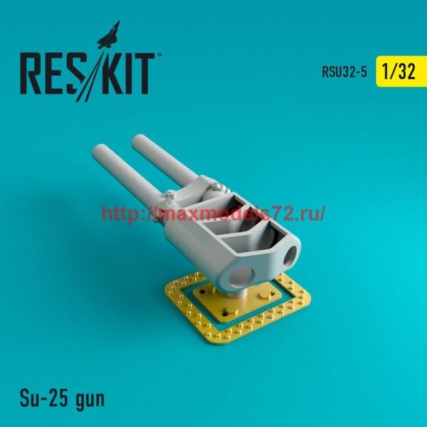 RSU32-005   Su-25 gun (thumb47599)