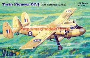 VM72138   Twin Pioneer CC.1 (RAF Southwest Asia) (thumb47423)
