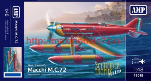 AMP48018   Macchi-Castoldi M.C.72 (thumb50190)