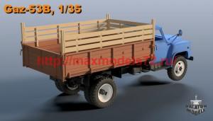 BM3590   Gaz-53B soviet truck (attach7 50875)