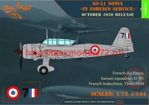 "CP72013   Ki-51 Sonia ""in foreing service"" (attach6 50390)"