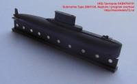 OKBN700131   Submarine Type 209/1100, Neptune I program overhaul (attach2 48394)