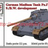 OKBV72092    German Medium Tank Pz.IV Ausf.L, 9./B.W. development (thumb50495)