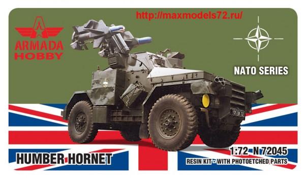 AMN72045   HUMBER HORNET Anti Tank Missile Launcher (thumb48490)
