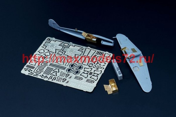 BRL144164   Bf-109 K (Mark I kit) (thumb49234)