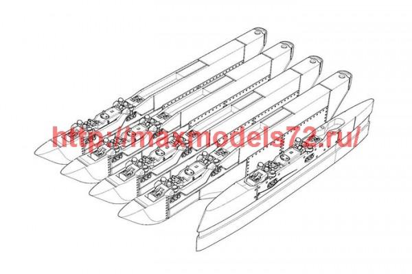 BRL48138   F/A-18 A/B/C/D Hornet pylones (thumb49384)