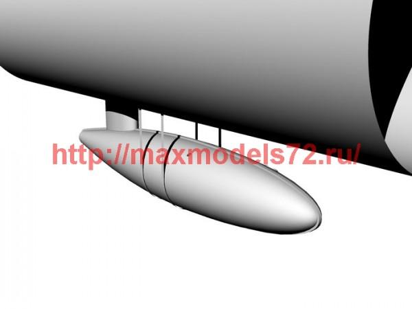 BRL72225   F6F Fuel tank (thumb49336)