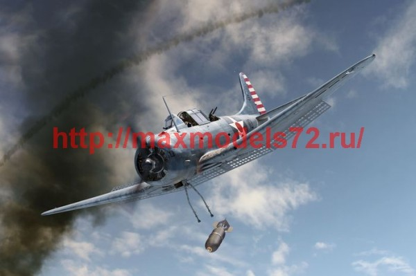 BRP144013   SBD-3 Dauntless CORAL SEA (thumb49214)