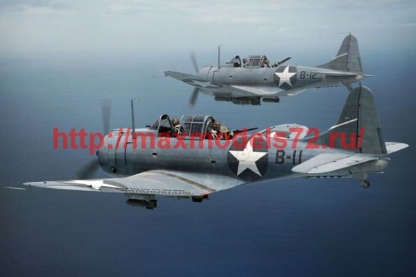 BRP144014   SBD-3 Dauntless MIDWAY (thumb49218)