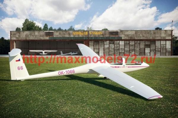"BRP48006   DG-1000S Glider ""AKVY"" (thumb49222)"