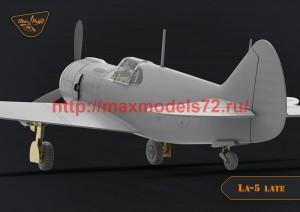 CP72015   La-5 late version (attach5 50398)