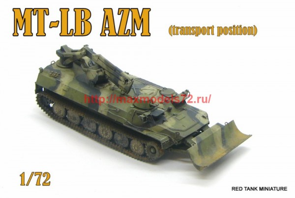RTM72101   MT-LB AZM (transport position) (thumb57117)