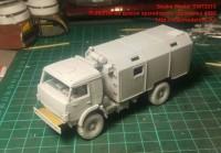 SM72010   П-390ПМ на шасси армейского грузовика 4350 (attach3 49048)