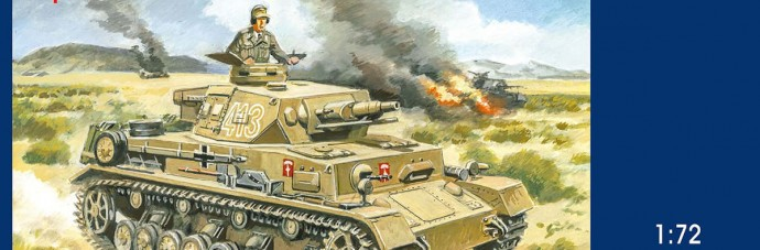 UM544   Tank Panzer IV Ausf F1 (thumb48315)