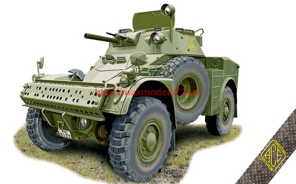 ACE72455   AML-60 Mortar Carrier (4x4) (thumb54514)