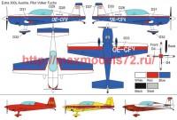 BRP72043   Extra EA-300 4 blade propeller (attach2 49210)
