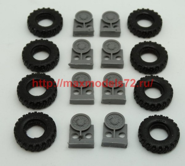 OKBS72484   Wheels for Stryker Dragoon (thumb50918)