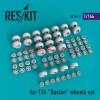 RS144-006   An-124 Ruslan wheels set (thumb48784)