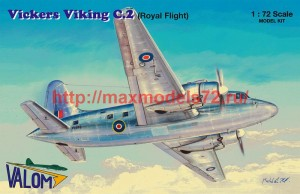 VM72148   Vickers Viking C.2 (Royal Flight) (thumb50863)