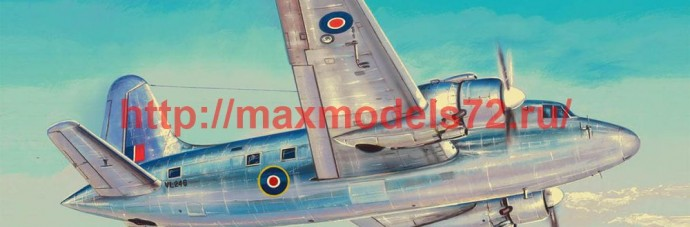 VM72148   Vickers Viking C.2 (Royal Flight) (thumb50863)