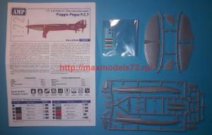 AMP72015   Piaggio Pegna PC.7 (attach1 49593)