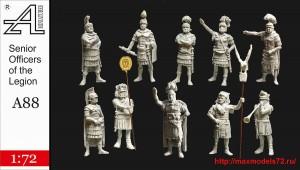 AMinA88   Старшие офицеры легиона   Senior Officers of the Legions (thumb49080)