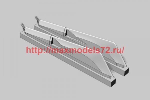 BRL72237   F-14ABD Ventral Fins (thumb50003)