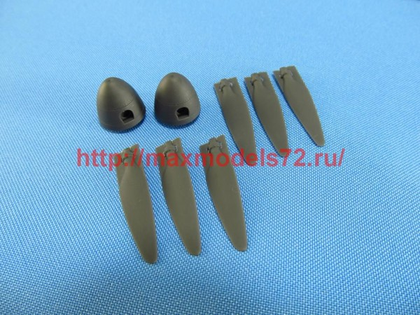 MDR4877   He 111. VS-11 propeller set (thumb51414)