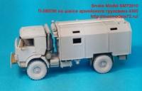 SM72010   П-390ПМ на шасси армейского грузовика 4350 (attach1 49048)
