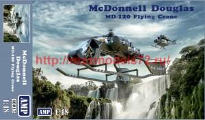 AMP48015   McDonnell Model 120 Flying Crane (thumb50047)