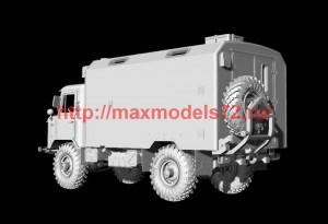 AMinA122   Армейский вездеход 4х4 с КУНГом   Army Rover Universal House Body KUNG (attach2 50157)