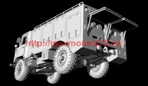 AMinA124   Заправщик специальными жидкостями ЗСЖ-66   Special Liquids Supply Truck ZSZh-66 (attach2 50165)