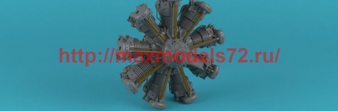 AR ACA4820   1/48 Bristol Jupiter VII aircraft engine (thumb50712)