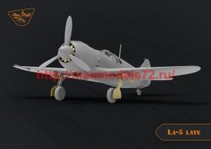 CP72015   La-5 late version (attach2 50398)