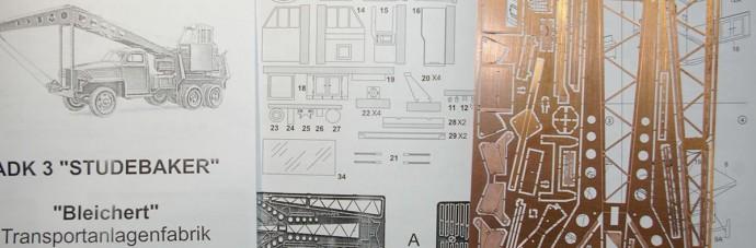 ZZ35002   Crane Bleichert  Studebaker  conversion set for ICM (attach2 49746)
