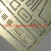 A-squared72021   Su-33 gun port (photoetched detailing set) for Trumpeter kit (attach1 49857)