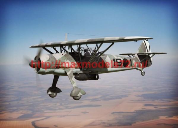 """BRP72044   Hs 126 A-1 """"Superpava"""" Legion Condor (thumb51138)"""