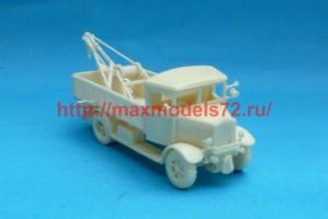 """GBModelli72081   Autocarro Pesante Lancia RO """"Carro Soccorso"""" (attach2 50958)"""