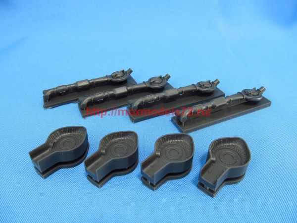 MDR3205   B-24. Turbochargers (HobbyBoss) (thumb56317)